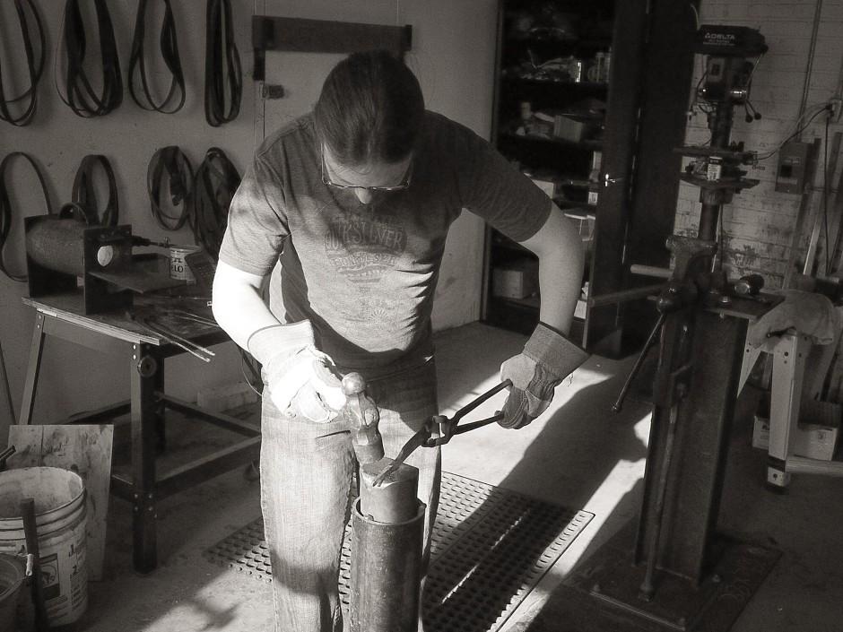 James forging